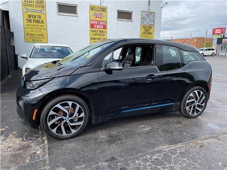 2017 BMW i3 Base w/Range Extender (Stk: 51577) in Burlington - Image 1 of 26