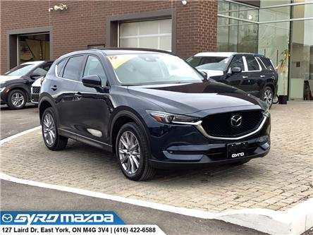 2019 Mazda CX-5 GT (Stk: 31268A) in East York - Image 1 of 30