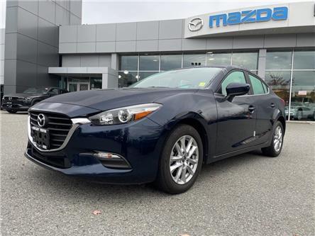 2018 Mazda Mazda3 SE (Stk: P4443) in Surrey - Image 1 of 15