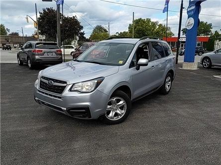 2017 Subaru Forester 2.5i (Stk: A9718) in Sarnia - Image 1 of 12