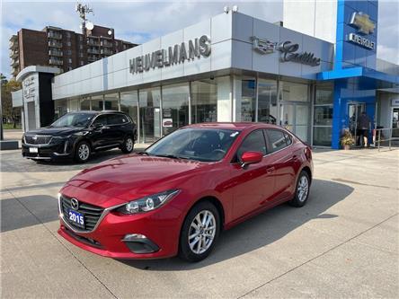 2015 Mazda Mazda3 GS (Stk: N206A) in Chatham - Image 1 of 20