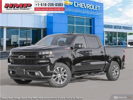 2021 Chevrolet Silverado 1500 RST (Stk: 91868) in Exeter - Image 1 of 23