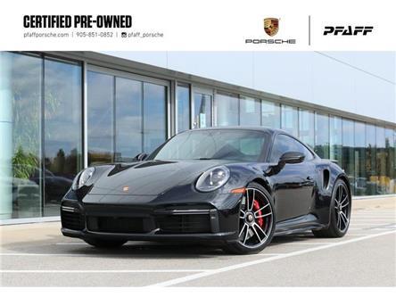2021 Porsche 911 Turbo (Stk: U10100) in Vaughan - Image 1 of 30