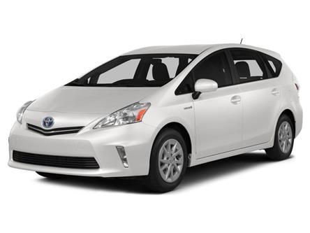 2013 Toyota Prius v Base (Stk: 61011A) in Ottawa - Image 1 of 9