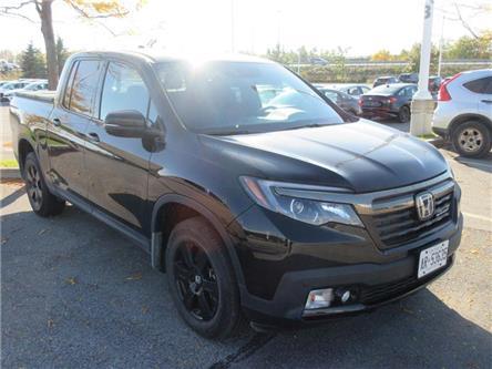 2020 Honda Ridgeline Black Edition (Stk: K16349) in Ottawa - Image 1 of 9
