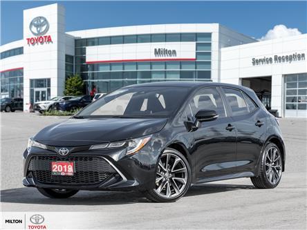 2019 Toyota Corolla Hatchback Base (Stk: 044714) in Milton - Image 1 of 23