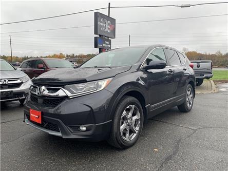 2018 Honda CR-V EX-L (Stk: 71921) in Sudbury - Image 1 of 17