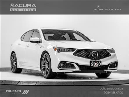 2020 Acura TLX Elite A-Spec (Stk: 800973P) in Brampton - Image 1 of 23