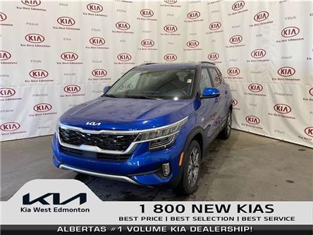 2022 Kia Seltos EX Premium (Stk: 23297) in Edmonton - Image 1 of 26