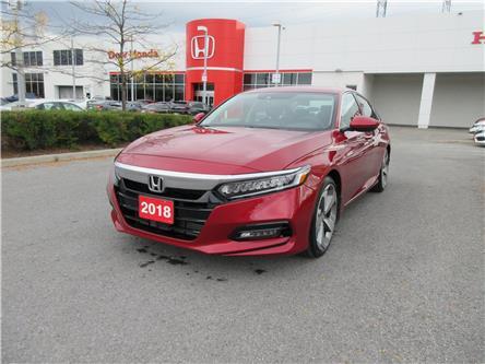 2018 Honda Accord Touring (Stk: VA4359) in Ottawa - Image 1 of 15