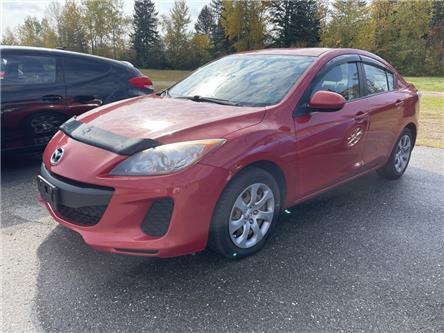 2013 Mazda Mazda3 GX (Stk: 21C56A) in Miramichi - Image 1 of 4