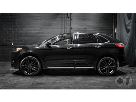 2019 Ford Edge ST (Stk: CT21-1055) in Kingston - Image 1 of 42