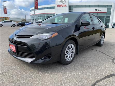 2017 Toyota Corolla LE (Stk: 761748) in Milton - Image 1 of 14