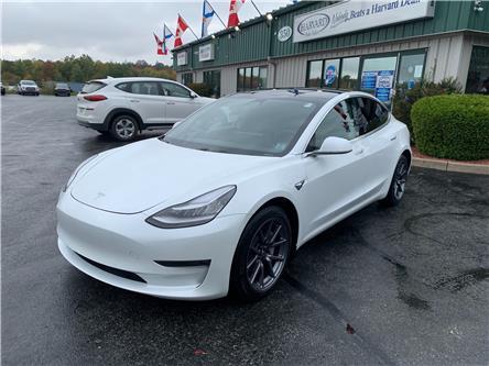2020 Tesla Model 3 Long Range (Stk: 11187) in Lower Sackville - Image 1 of 20