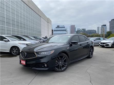 2020 Acura TLX Tech A-Spec (Stk: HP4555) in Toronto - Image 1 of 5