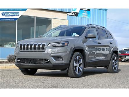 2021 Jeep Cherokee Limited (Stk: CE2139) in Red Deer - Image 1 of 30