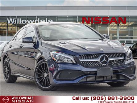 2018 Mercedes-Benz CLA 250 Base (Stk: C36099) in Thornhill - Image 1 of 28