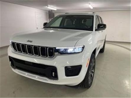 2021 Jeep Grand Cherokee L Overland (Stk: ) in Mont-Joli - Image 1 of 14
