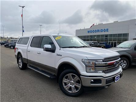2018 Ford F-150 Lariat (Stk: 17966) in Calgary - Image 1 of 25