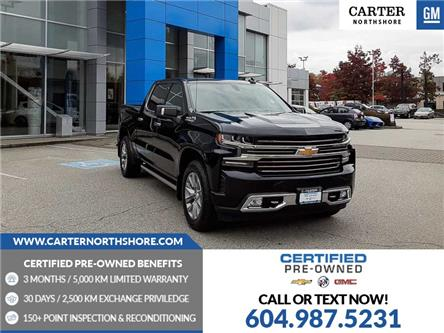 2019 Chevrolet Silverado 1500 High Country (Stk: 976210) in North Vancouver - Image 1 of 30
