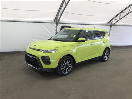 2020 Kia Soul EX (Stk: 193761) in AIRDRIE - Image 1 of 17