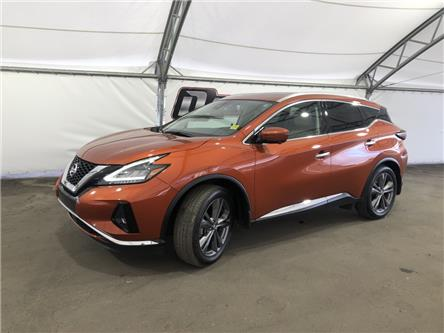 2019 Nissan Murano Platinum (Stk: 193804) in AIRDRIE - Image 1 of 17