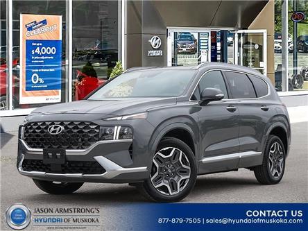 2022 Hyundai Santa Fe Ultimate Calligraphy (Stk: 122-096) in Huntsville - Image 1 of 23
