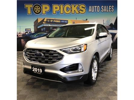 2019 Ford Edge SEL (Stk: B01757) in NORTH BAY - Image 1 of 28