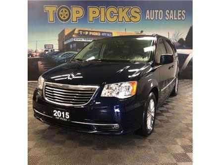 2015 Chrysler Town & Country Touring-L (Stk: 740184) in NORTH BAY - Image 1 of 29