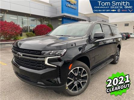 2021 Chevrolet Suburban RST (Stk: 210816) in Midland - Image 1 of 14