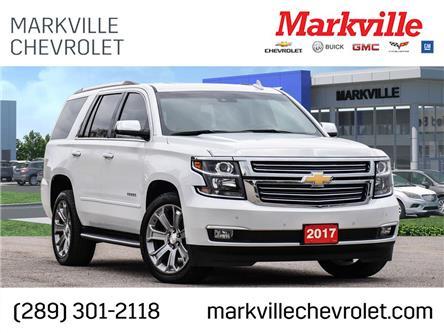2017 Chevrolet Tahoe Premier (Stk: 460562A) in Markham - Image 1 of 27