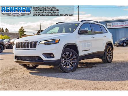 2021 Jeep Cherokee North (Stk: M124) in Renfrew - Image 1 of 30