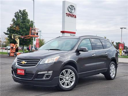 2013 Chevrolet Traverse 1LT (Stk: 21540A) in Bowmanville - Image 1 of 30