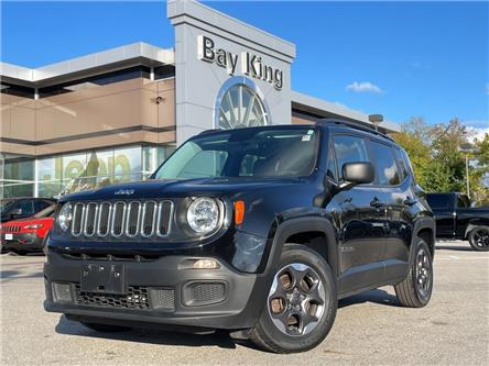 2017 Jeep Renegade Sport (Stk: 217633A) in Hamilton - Image 1 of 19