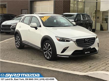 2019 Mazda CX-3 GT (Stk: 31418A) in East York - Image 1 of 30