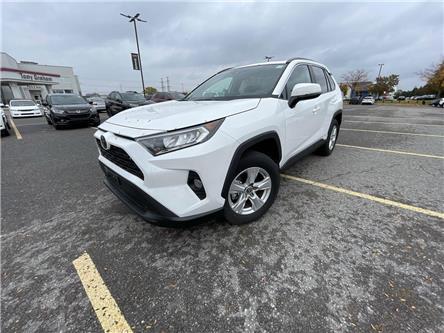 2021 Toyota RAV4 XLE (Stk: U9283) in Ottawa - Image 1 of 22