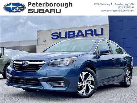 2022 Subaru Legacy Touring (Stk: S4764) in Peterborough - Image 1 of 30