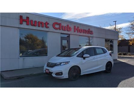 2018 Honda Fit Sport (Stk: 8111A) in Gloucester - Image 1 of 22