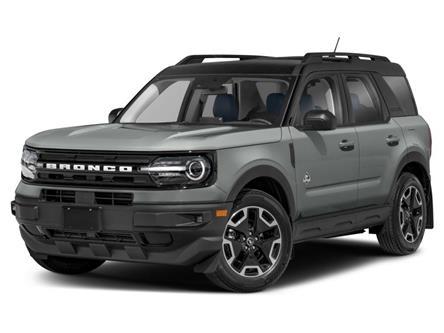 2021 Ford Bronco Sport Outer Banks (Stk: BS21-84039) in Burlington - Image 1 of 9