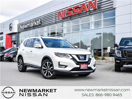 2017 Nissan Rogue SL Platinum (Stk: UN1304) in Newmarket - Image 1 of 26