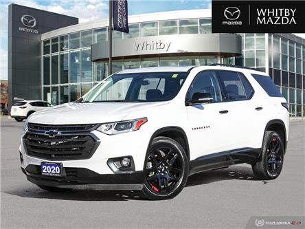 2020 Chevrolet Traverse Premier (Stk: 210680A) in Whitby - Image 1 of 27