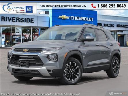 2022 Chevrolet TrailBlazer LT (Stk: 22-015) in Brockville - Image 1 of 23