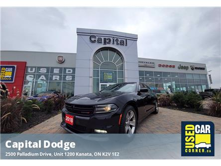 2018 Dodge Charger SXT Plus (Stk: M00668A) in Kanata - Image 1 of 26