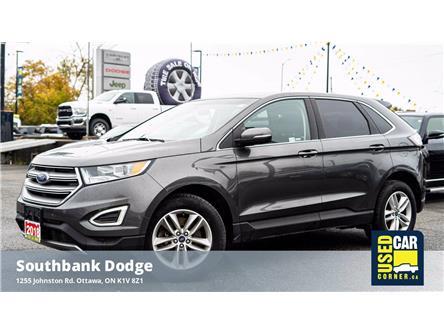 2018 Ford Edge SEL (Stk: 2105662) in OTTAWA - Image 1 of 27