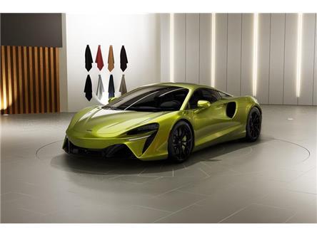 2022 McLaren Artura  (Stk: FLUX GREEN) in Woodbridge - Image 1 of 8