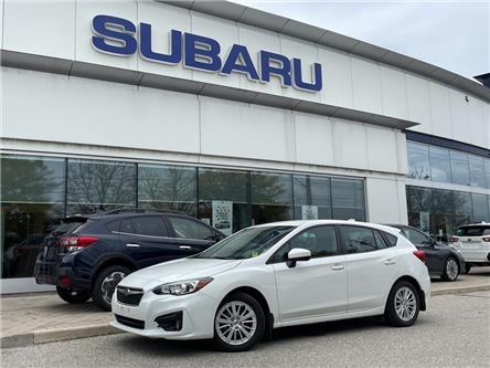 2018 Subaru Impreza Touring (Stk: P5041) in Mississauga - Image 1 of 3