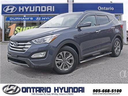 2016 Hyundai Santa Fe Sport 2.4 Luxury (Stk: 001147A) in Whitby - Image 1 of 28