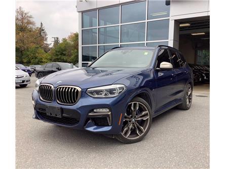2018 BMW X3 M40i (Stk: 15-P19759) in Ottawa - Image 1 of 19
