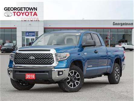 2018 Toyota Tundra SR5 Plus 5.7L V8 (Stk: 18-84399GL) in Georgetown - Image 1 of 23