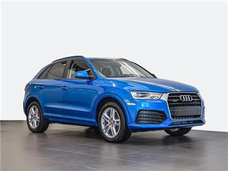 2018 Audi Q3 2.0T Komfort (Stk: 54356A) in Ottawa - Image 1 of 22